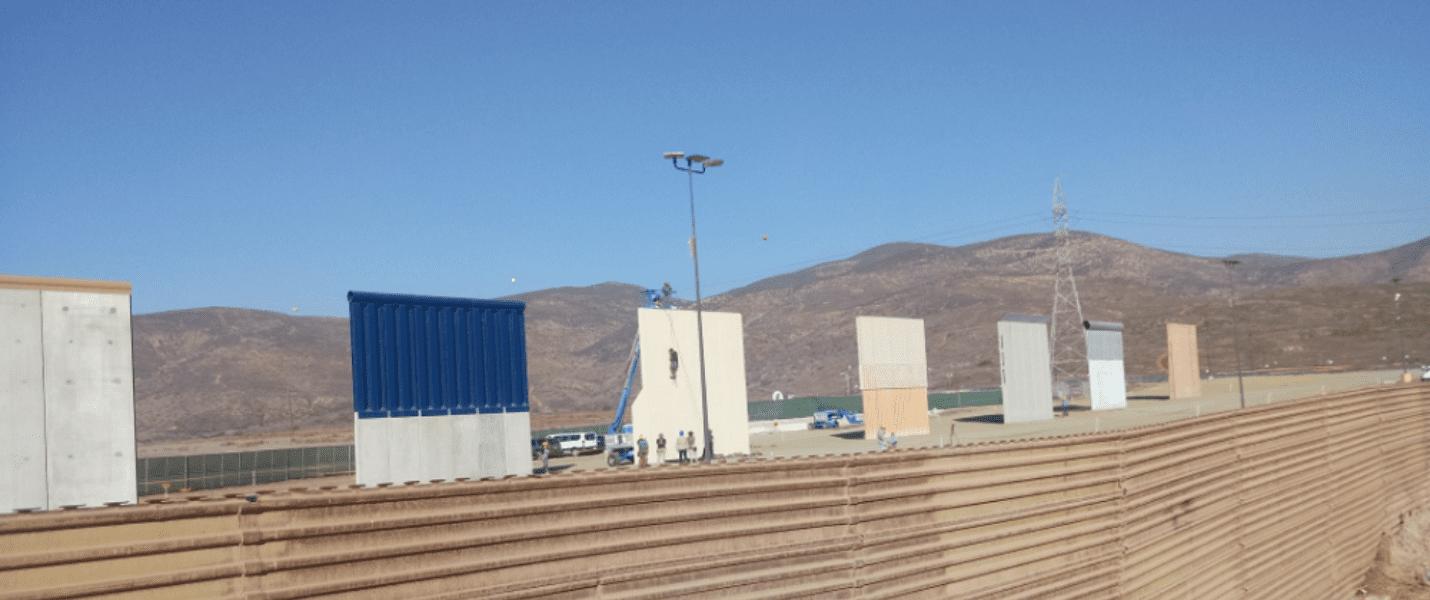 EL PENTÁGONO LIBERÓ $ 3.600 M PARA LA CONSTRUCCIÓN DEL MURO FRONTERIZO