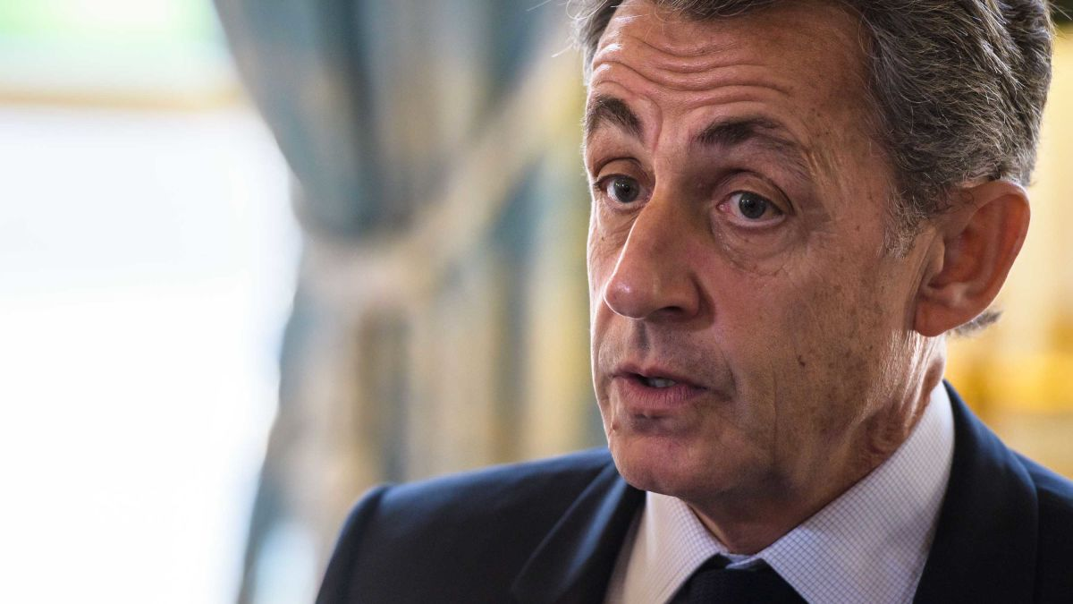 LA JUSTICIA IMPUTA A SARKOZY POR FINANCIACIÓN ILEGAL