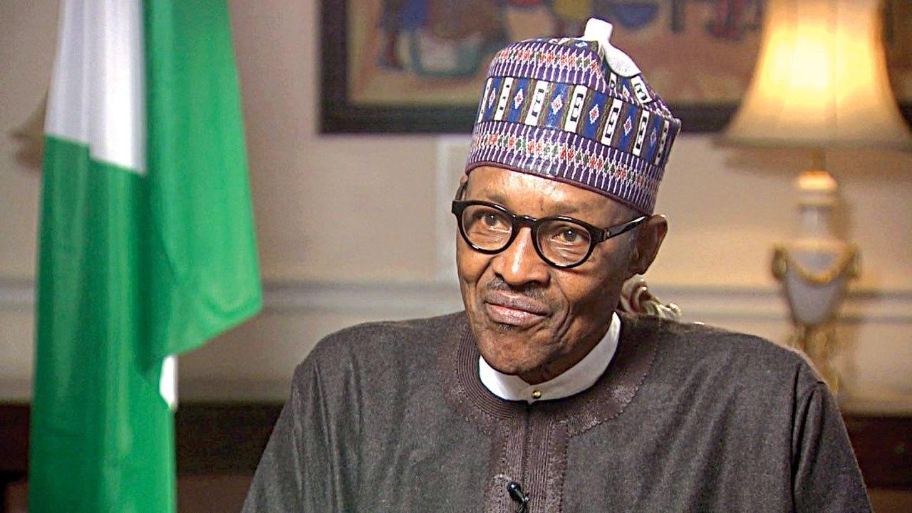 EL PRESIDENTE DE NIGERIA, MUHAMMADU BUHARI, VISITA ESTADOS UNIDOS