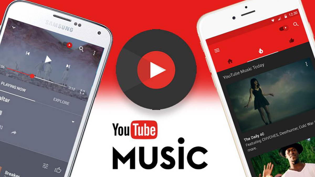 YOUTUBE LANZA UN RIVAL DE SPOTIFY