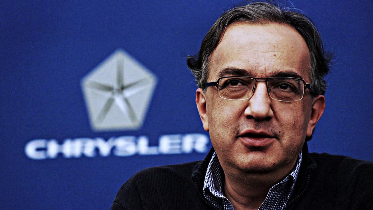 FIAT CHRYSLER REEMPLAZÓ AL CEO SERGIO MARCHIONNE DESPUÉS DE QUE SU SALUD EMPEORARA