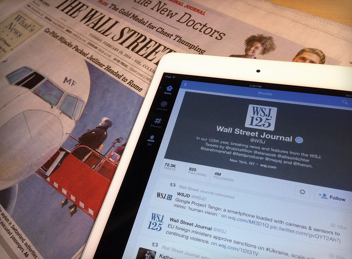 MEDIOS VS. TECNOLOGÍA: GANADORES Y PERDEDORES