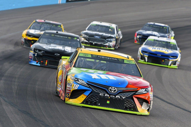 LO QUE SE JUEGA EN EL NASCAR DE MIAMI ESTE PRÓXIMO FIN DE SEMANA