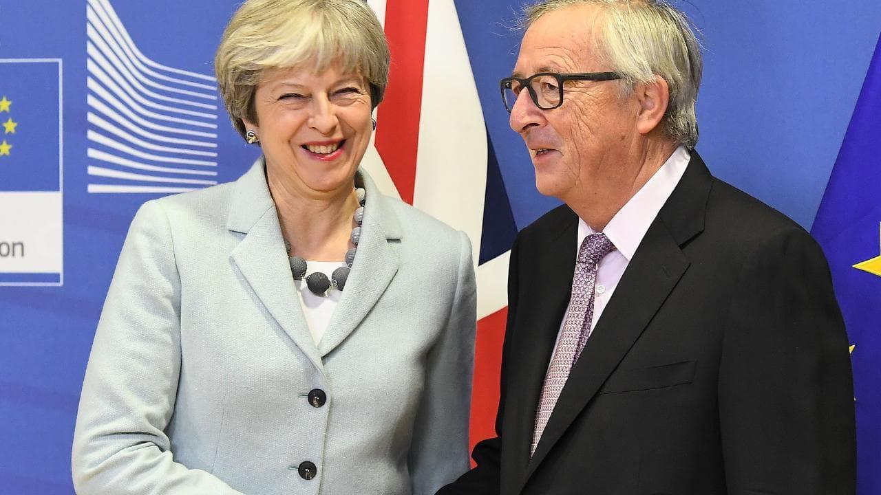 YA HAY ACUERDO EN LA UNIÓN EUROPEA PARA EL BREXIT