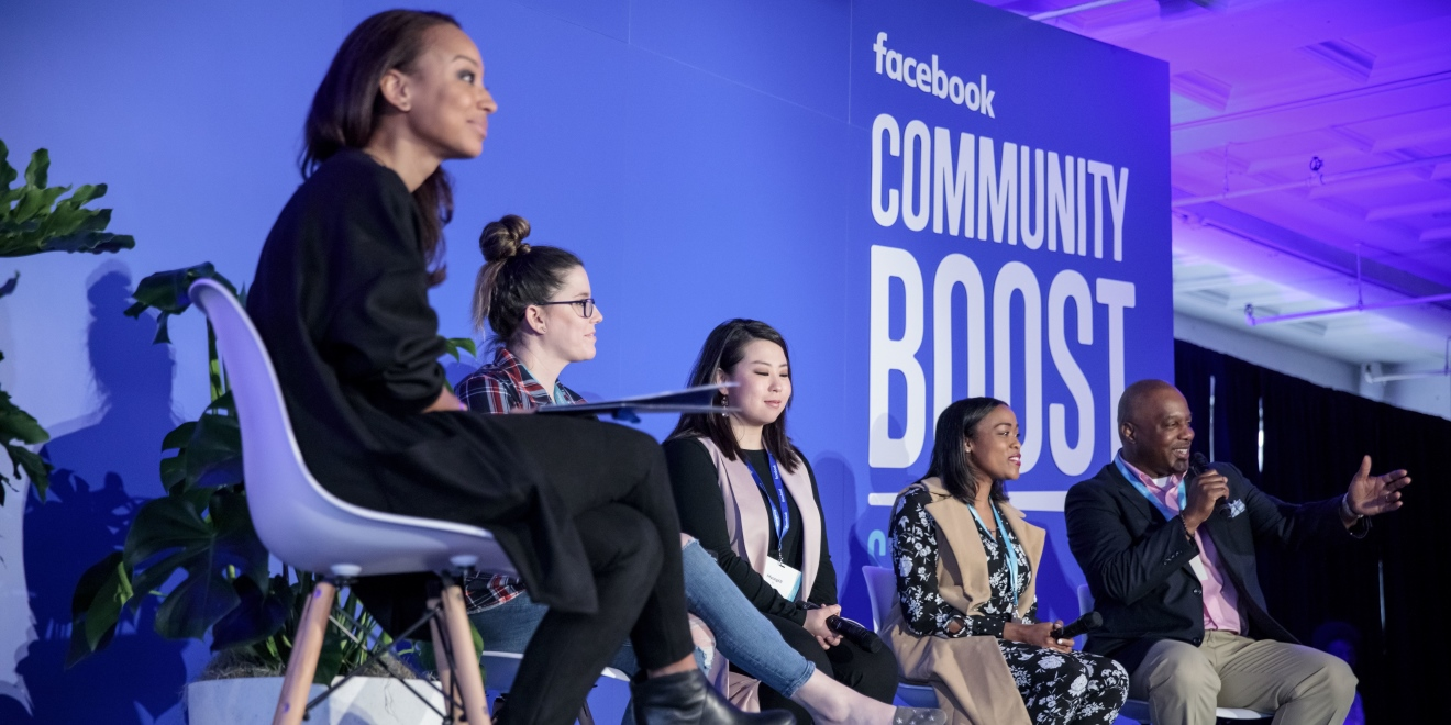 FACEBOOK COMMUNITY BOOST ESTÁ LLEGANDO A MIAMI