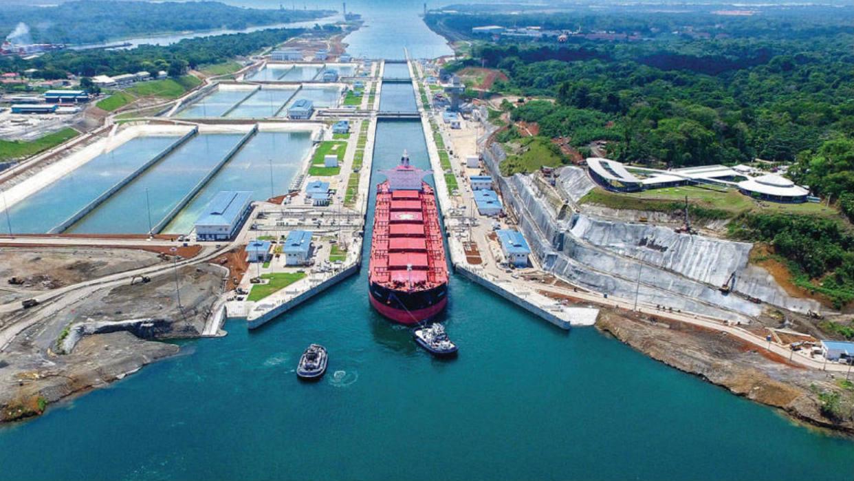 LA EMPRESA ESPAÑOLA SACYR TENDRÁ QUE DEVOLVER 225 MILLONES POR ANTICIPOS DEL CANAL DE PANAMÁ