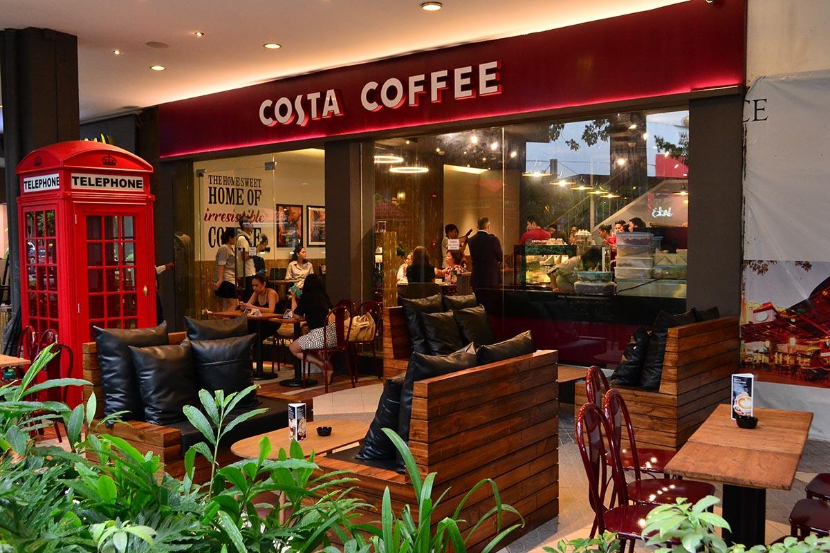 LA UE AUTORIZA LA ADQUISICIÓN DE LA CADENA COSTA COFFEE POR PARTE DE COCA-COLA