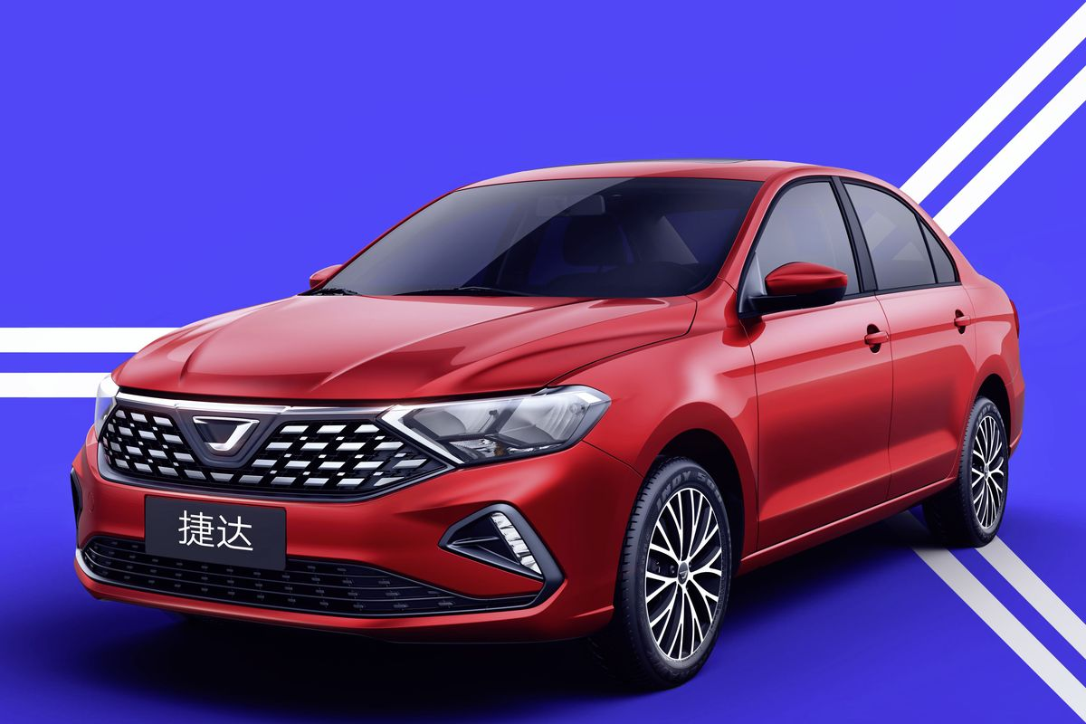 """""""JETTA"""" WILL LAUNCH IN CHINA AS AN ENTRY-LEVEL BRAND"""
