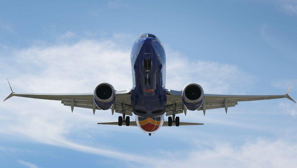 TRUMP PROHÍBE VUELOS CON LOS AVIONES BOEING 737 MAX EN ESTADOS UNIDOS