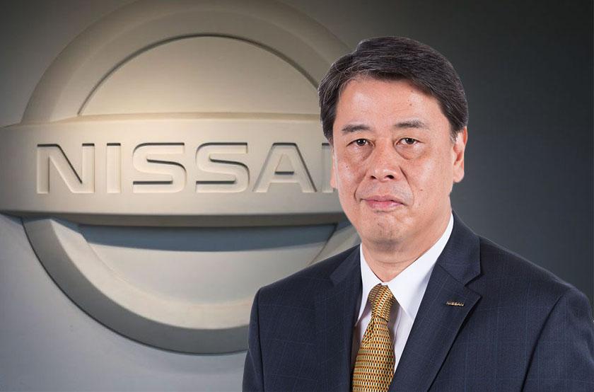 NISSAN TIENE NUEVO PRESIDENTE, SU JEFE DE NEGOCIOS EN CHINA MAKOTO UCHIDA