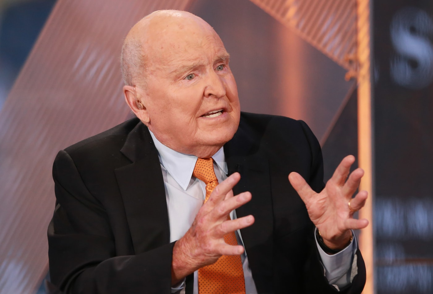 EL EX CEO DE GENERAL ELECTRIC, JACK WELCH, FALLECIÓ A LOS 84 AÑOS