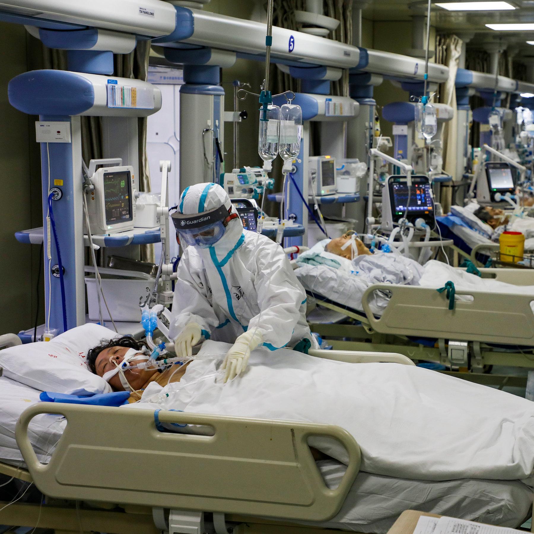 LAS HOSPITALIZACIONES POR COVID-19 EN FLORIDA AUMENTARON UN 68% (123% EN MIAMI-DADE)
