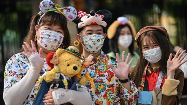 DISNEYLAND REABRIÓ AL PÚBLICO EN SHANGHAI. LAS NUEVAS NORMAS: MÁSCARA PARA TODOS, DISTANCIA SOCIAL Y LÍMITE DE VISITANTES