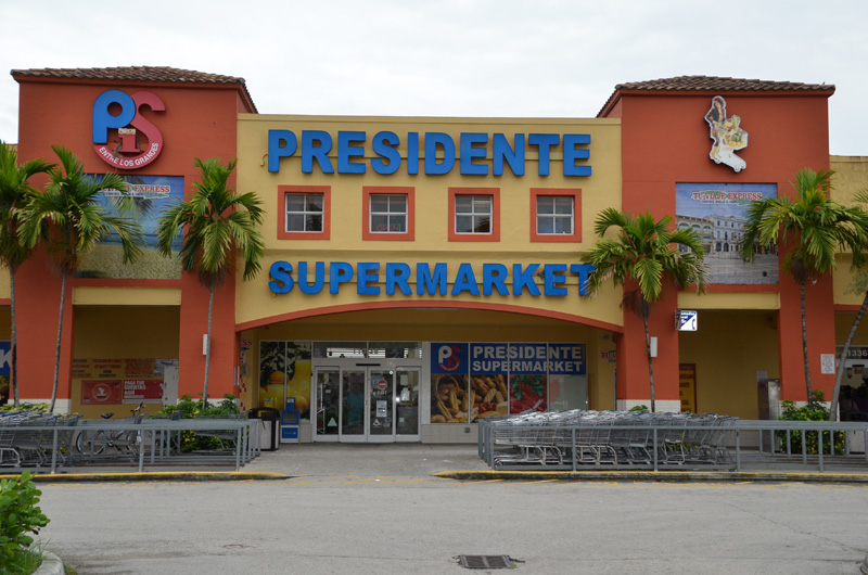 CADENA PRESIDENTE ABRIRÁ 7 NUEVOS SUPERMERCADOS EN FLORIDA