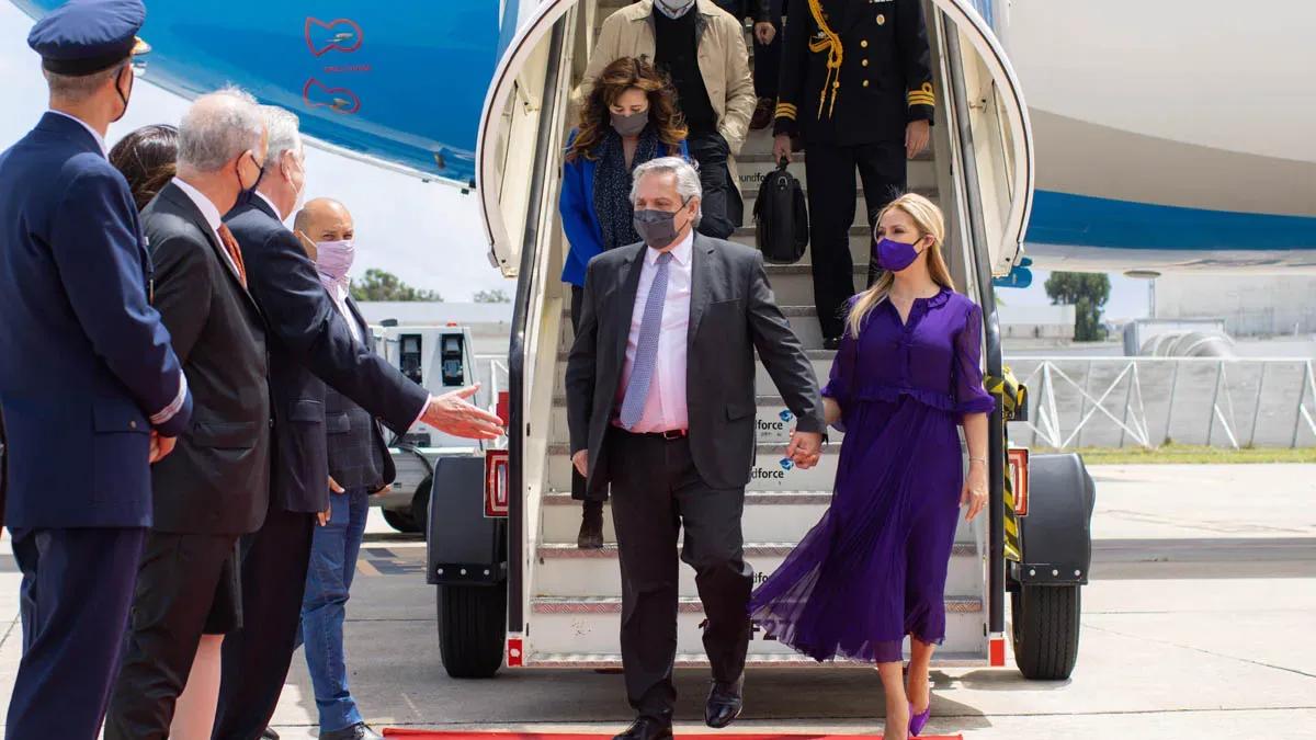 LA GIRA EUROPEA DEL PRESIDENTE DE ARGENTINA, ALBERTO FERNÁNDEZ: NEGOCIACIONES POR LA DEUDA, PERO SIN GRANDES RESULTADOS