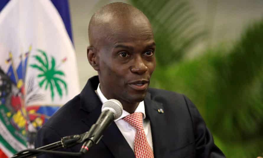 ¿QUIÉN ASESINÓ AL PRESIDENTE DEL HAITÍ? NUEVOS DATOS INCREÍBLES